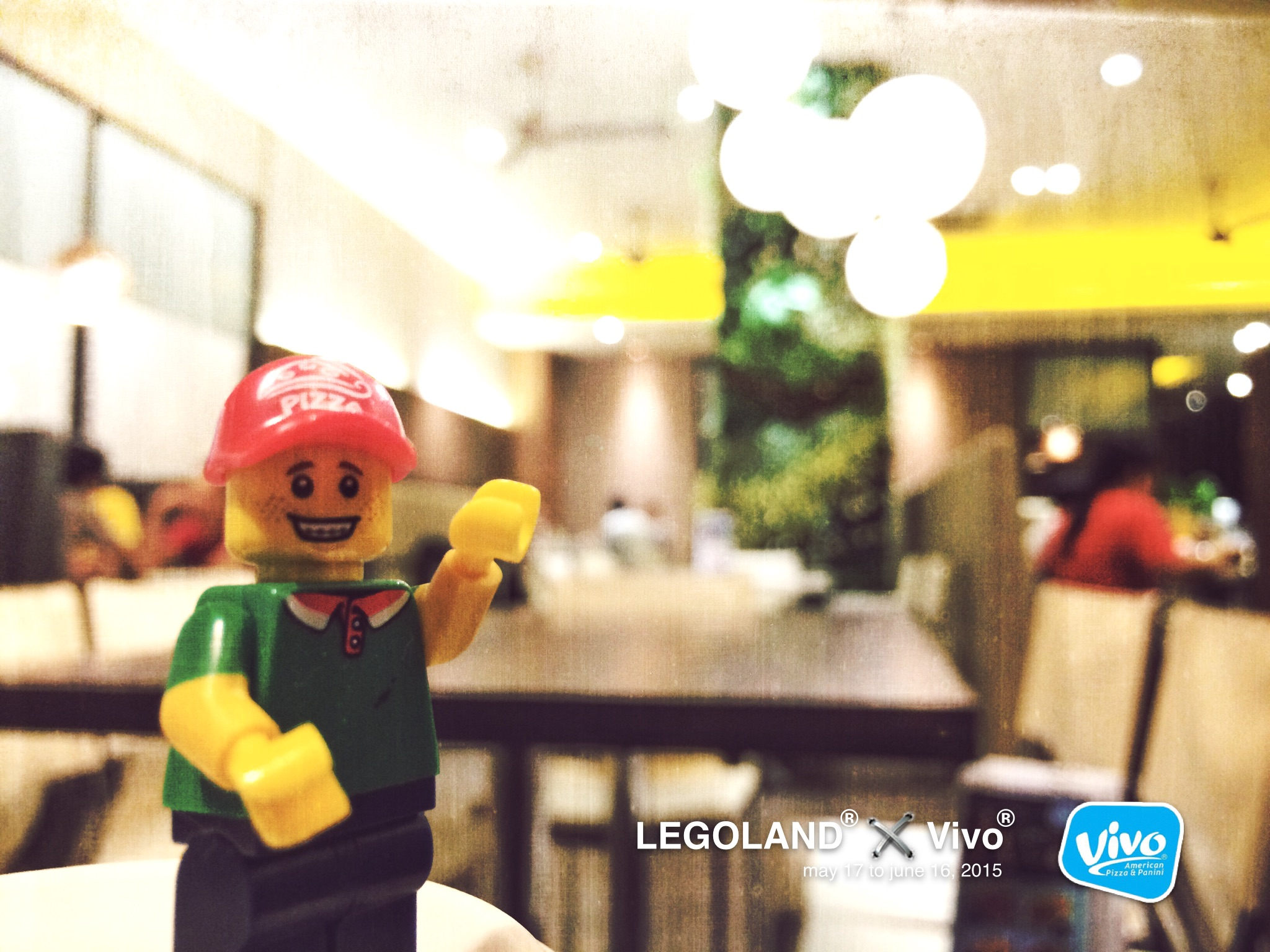 LEGOLAND x Vivo Collaboration