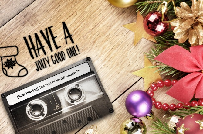 vivo spotify christmas 2015 - Best Spotify Christmas Playlist